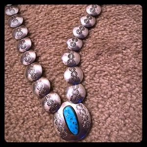 NATIVE AMERICAN AUTHENTIC NECKLACE
